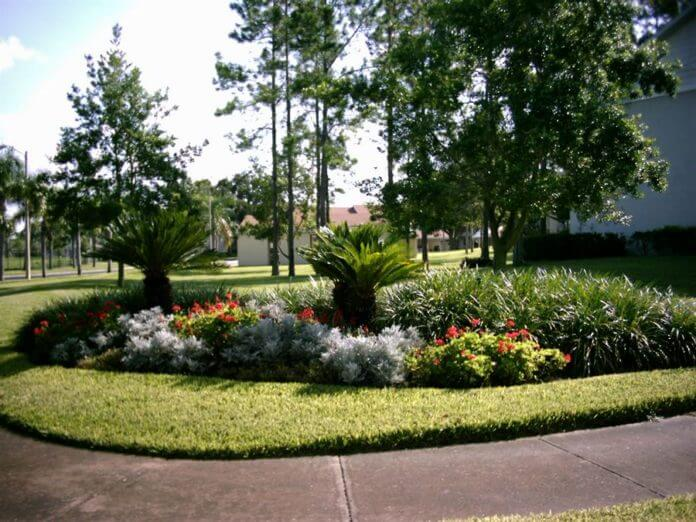 Landscaping design florida landscaping today for Garden design back issues